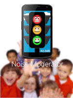 Screenshot of Noise Moderator