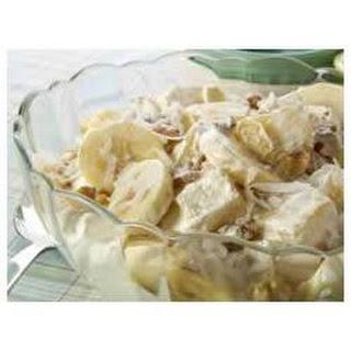 Tropical Banana Desserts Recipes
