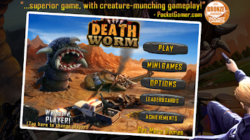 Screenshot of Death Worm