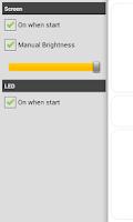 Screenshot of Soku Flashlight FREE (NO Ads)