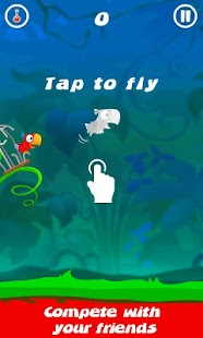 Flappy Poppy - Tropic Bird - screenshot