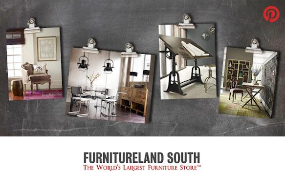 Morgan childers design work for Furnitureland south