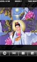 Screenshot of Buddha - PuzzleBox
