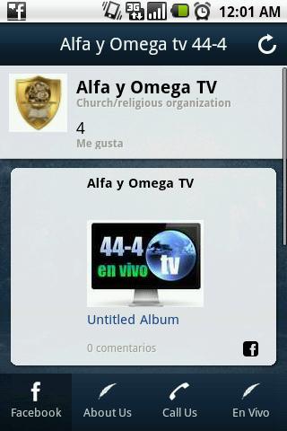 Alfa y Omega tv 44-4 tv