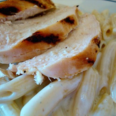 Penne Gorgonzola Chicken