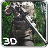 Lone Army Sniper Shooter APK for Bluestacks