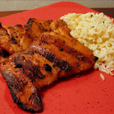 Grilled Char Siu Chicken