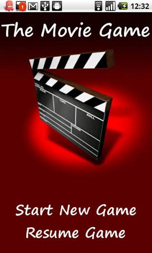 The Movie Game - Trivia Quiz