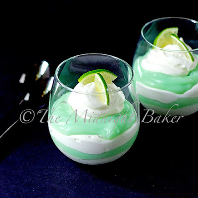 Key Lime Cheesecake Parfaits