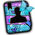 GO CONTACTS-PastelButterflyStr icon