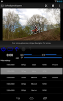Screenshot of GoPro Action Camera Director F