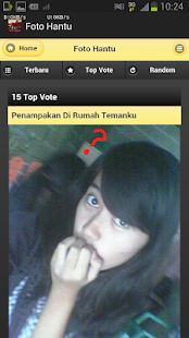 Foto Hantu - screenshot