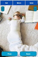 Screenshot of Baby dreams wallpapers