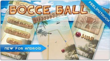 Screenshot of Bocce