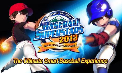 Free Download Baseball Superstars® 2013 APK for Samsung