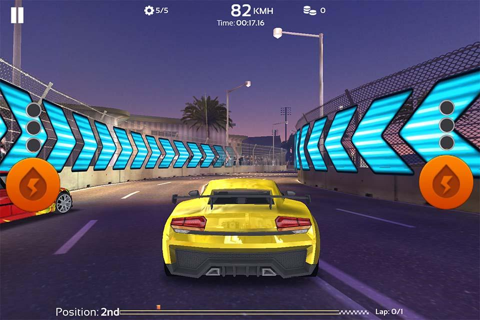 Speed Cars: Real Racer Need 3D Screenshot 1