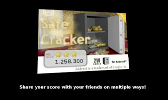 Screenshot of SafeCracker