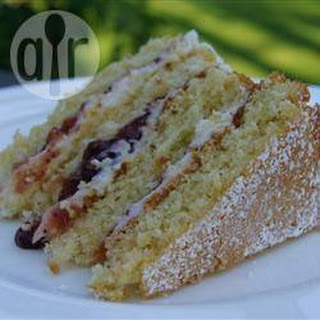Sponge Cake Softener Recipes