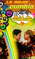Screenshot of Music Cumbia
