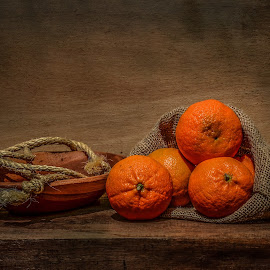Tangerines by Margareth Perfoncio - Food & Drink Fruits & Vegetables