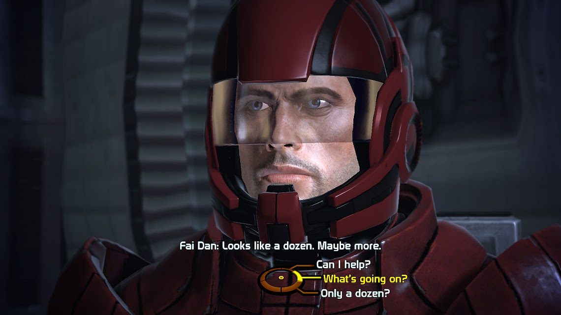 Mass Effect dated