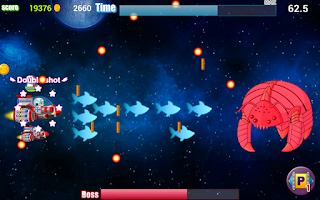 Screenshot of AirBirds ☆ Fly & Shoot Game