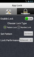 Screenshot of Smart App Lock - App Vault