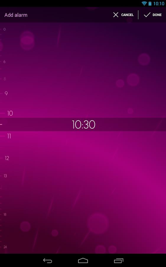 Timely - Wecker – Screenshot