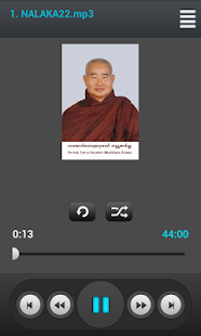 Venerable Pa Auk SayaDaw Vol 4 - screenshot