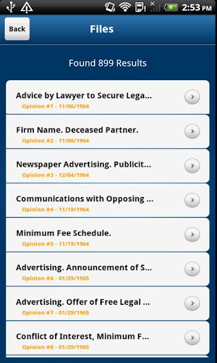【免費書籍App】NYSBA Mobile Ethics App-APP點子