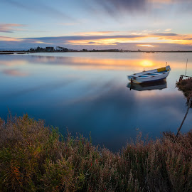 the boat by Daniele Dessì - Landscapes Sunsets & Sunrises