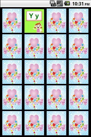【免費教育App】Alphabets/Numbers Memory Game-APP點子