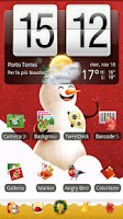 Screenshot of ADWTheme XMas