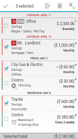 Screenshot of anMoney Budget & Finance PRO