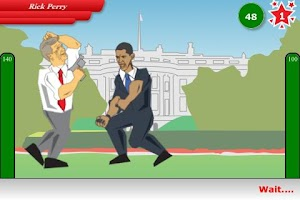 Screenshot of White House Fight House - WHFH