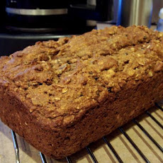 Healthy Date & Walnut Fruit Loaf (No Butter/Oil/Egg)