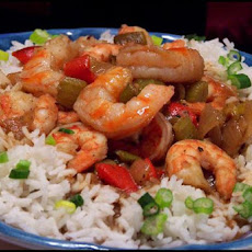Crawfish /Shrimp Etouffee
