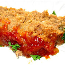 Charmie's Meatloaf With Pineapple Topping
