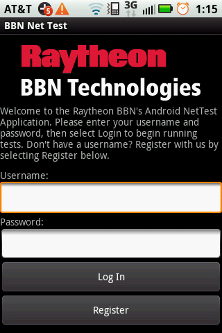 Raytheon BBN Nettest