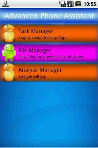 Advance Phone Assistant