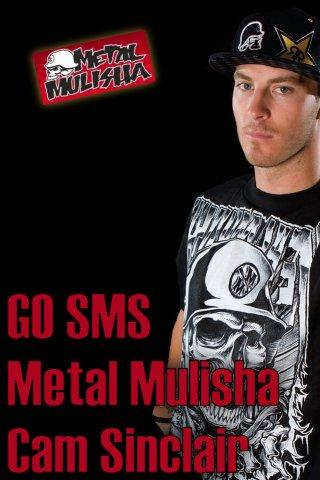 GOSMS Pro Mulisha Cam Sinclair