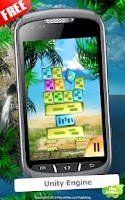 Screenshot of Paradise Island: Block Crusher