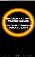 Screenshot of Turkish to English Dictionary
