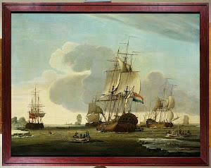 RIJKS: Jochem de Vries: painting 1772