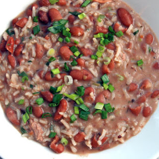 West Indian Rice and Beans