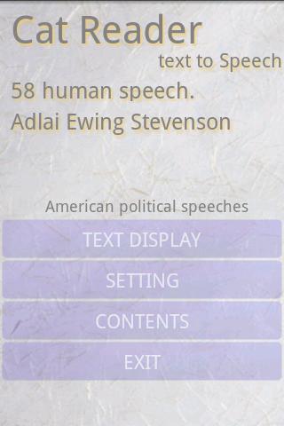SpeakEnglis Political speeches