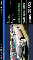 Screenshot of Name That Car (Trivia Quiz)
