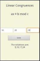 Screenshot of Number Theory Deluxe