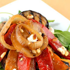 Gluten Free Grilled Vegetable Salad
