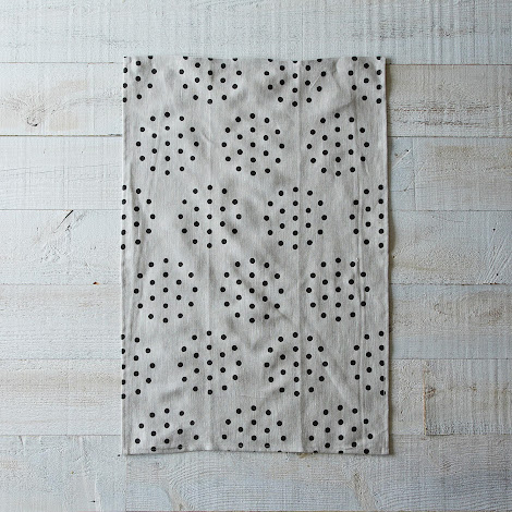 Colander Tea Towel